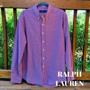 Ralph Lauren Shirts - Ralph Lauren Classic Button Up Shirt